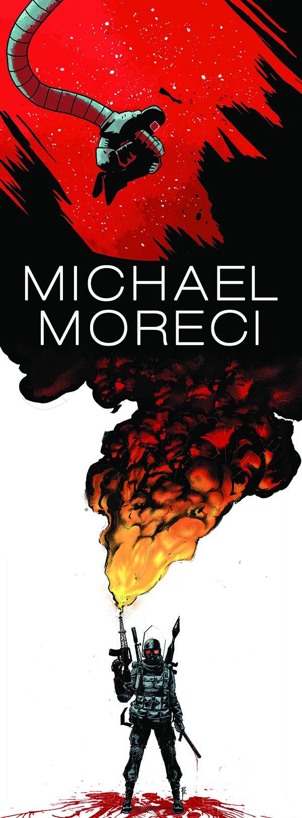 Michael Moreci Banner