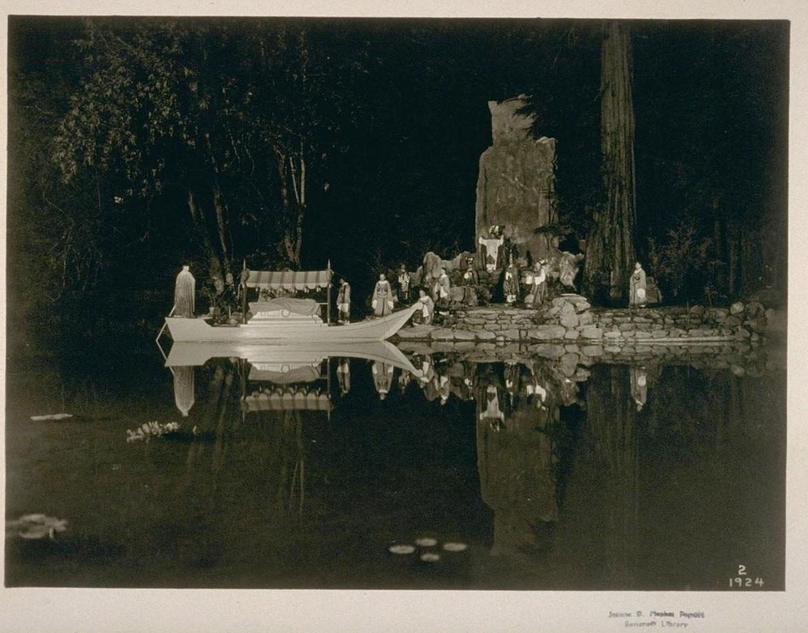 Bohemian Grove, 1924