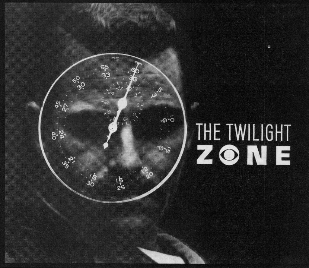 Twilight Zone promotional piece