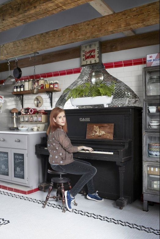 neko case's kitchen