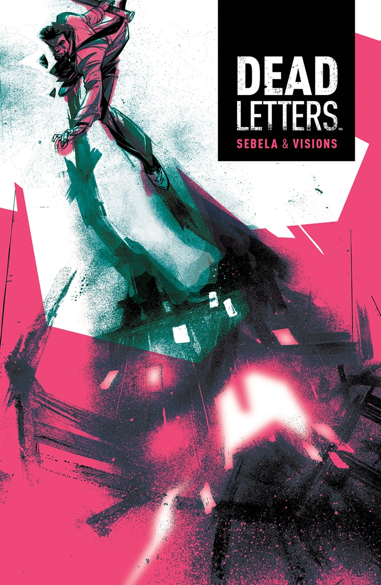 deadletterscomic: DEAD LETTERS #8 cover