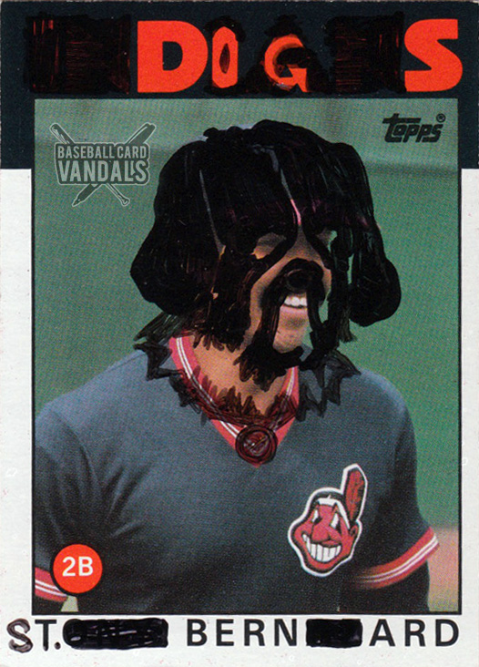 baseballcardvandals :     Roll over, Beethoven.