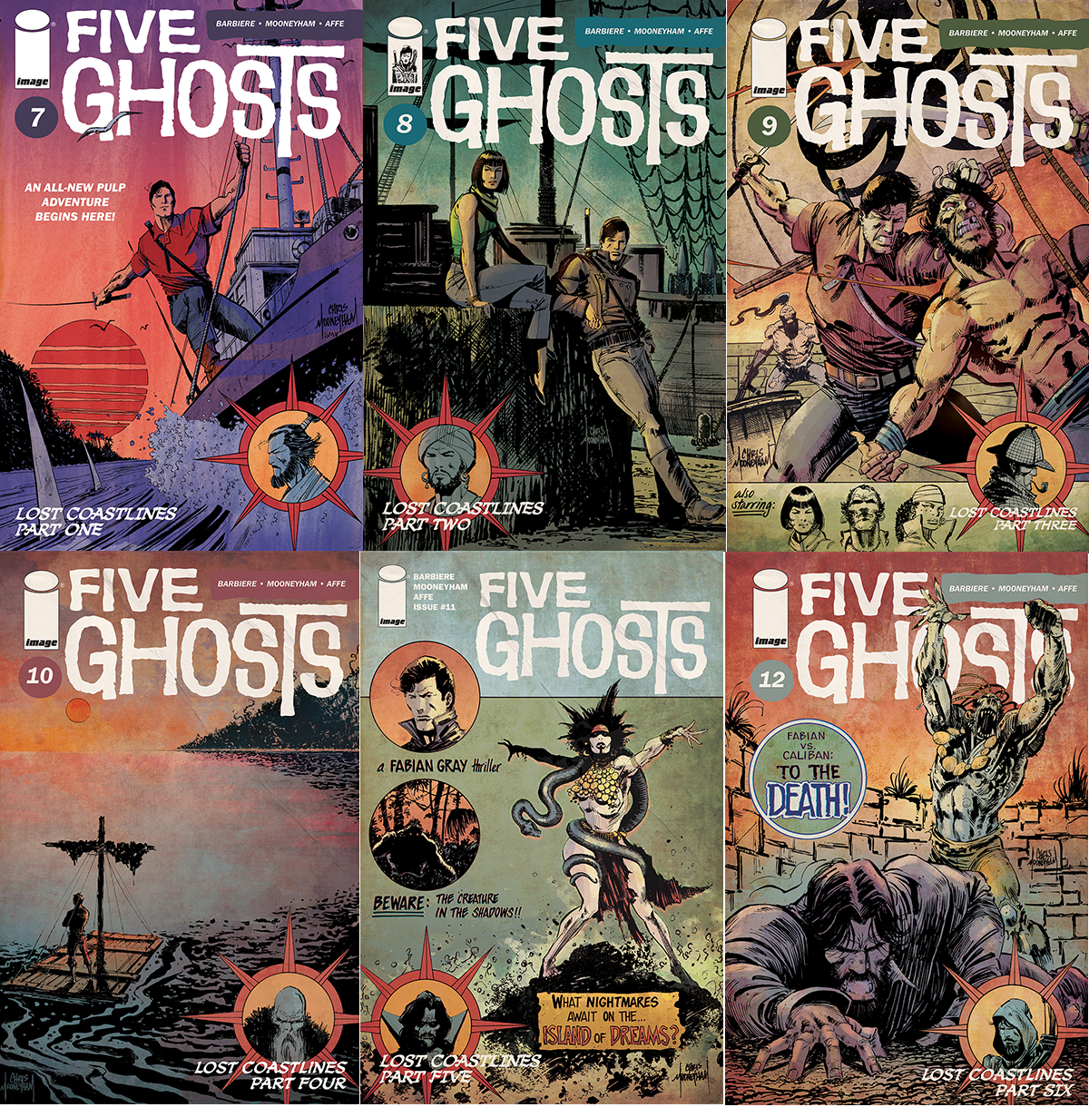 fjbarb :     I'm really thrilled with how all of our covers came out for this arc.
