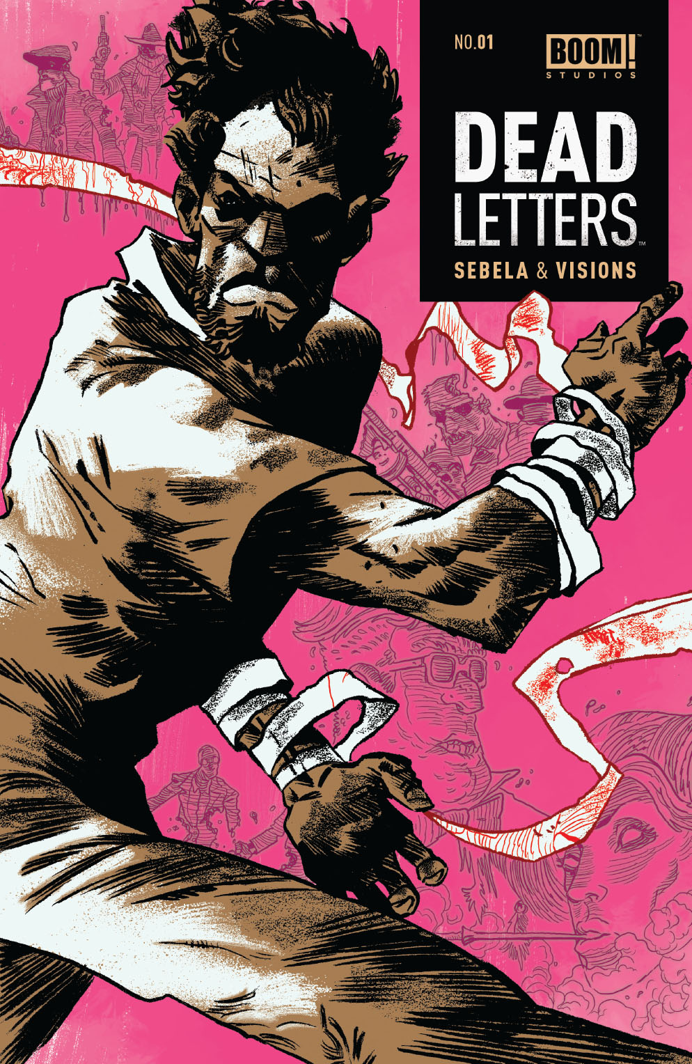 deadletterscomic: WE SOLD OUT. Yesterday was an insane whirlwind of love from all corners of the internet and we'd be lying if we said we weren't completely overwhelmed and overjoyed by how many people are picking the book up and digging what we're doing here. On that note, Dead Letters #1 officially sold out yesterday afternoon from Diamond, meaning whatever copies are in stores now are the only copies left to go around. So we're going back to print with a brand new 2nd printing cover for #1, drawn by Artyom Trakhanov of Image's new hit book UNDERTOW. Order info should go up early next week, so if you missed out or you want to double dip with this beautiful new cover, we'll have all that for you as soon as we get it. Thanks seems like too small a word for what we're feeling today, and that's on you for picking us up and spreading the word and making DEAD LETTERS the little book that could. what is happening?