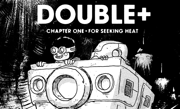 bensears :     Very stoked to announce that Doubleplus is going to be serialized on  Study Group Comics . Huge thanks to Zack Soto for helping me out, he provides a great venue for alternative comics and it's an honor to be involved with it.   I'll post more when the first chapter gets released!