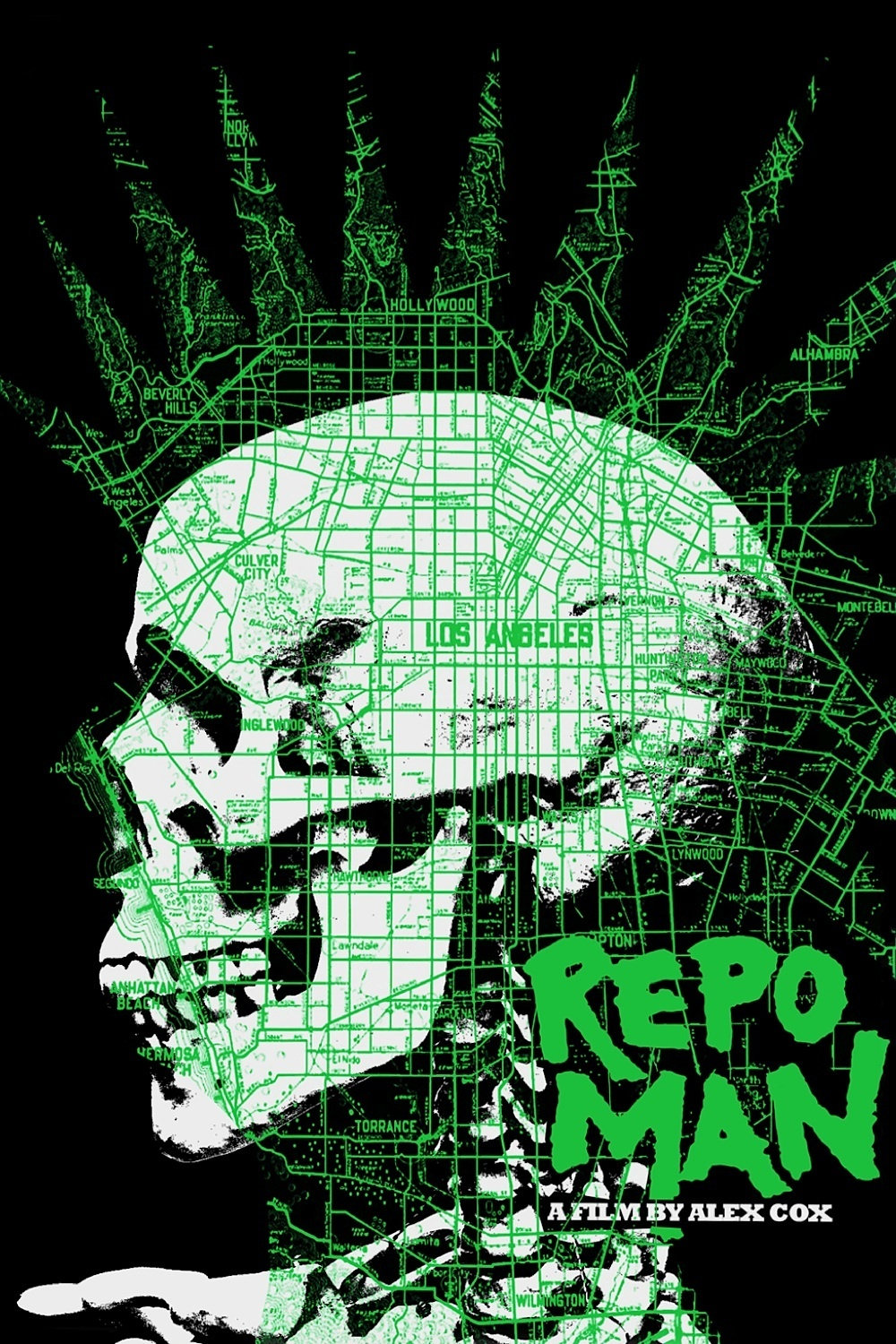 Repo Man by Jay Shaw