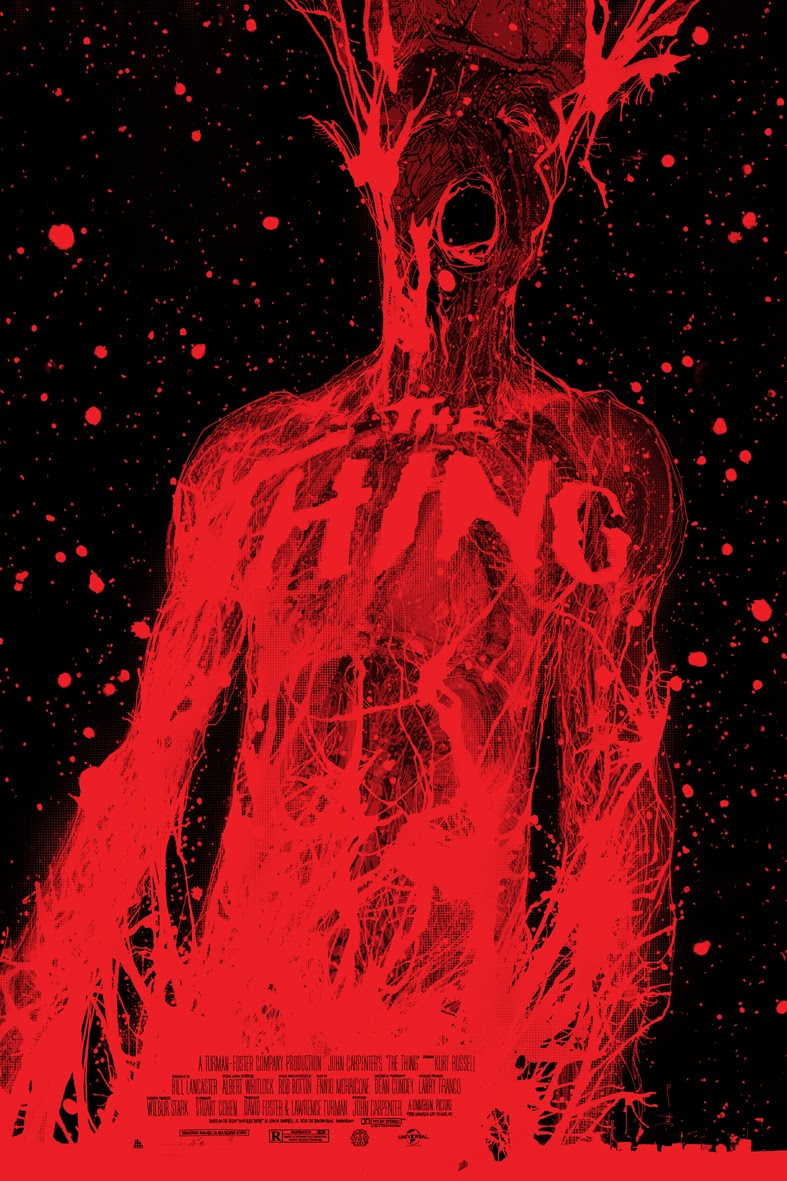 The Thing by Jock (July 2013)