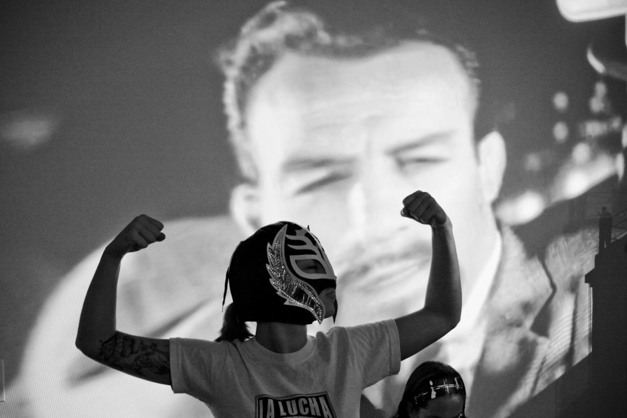 la lucha libre