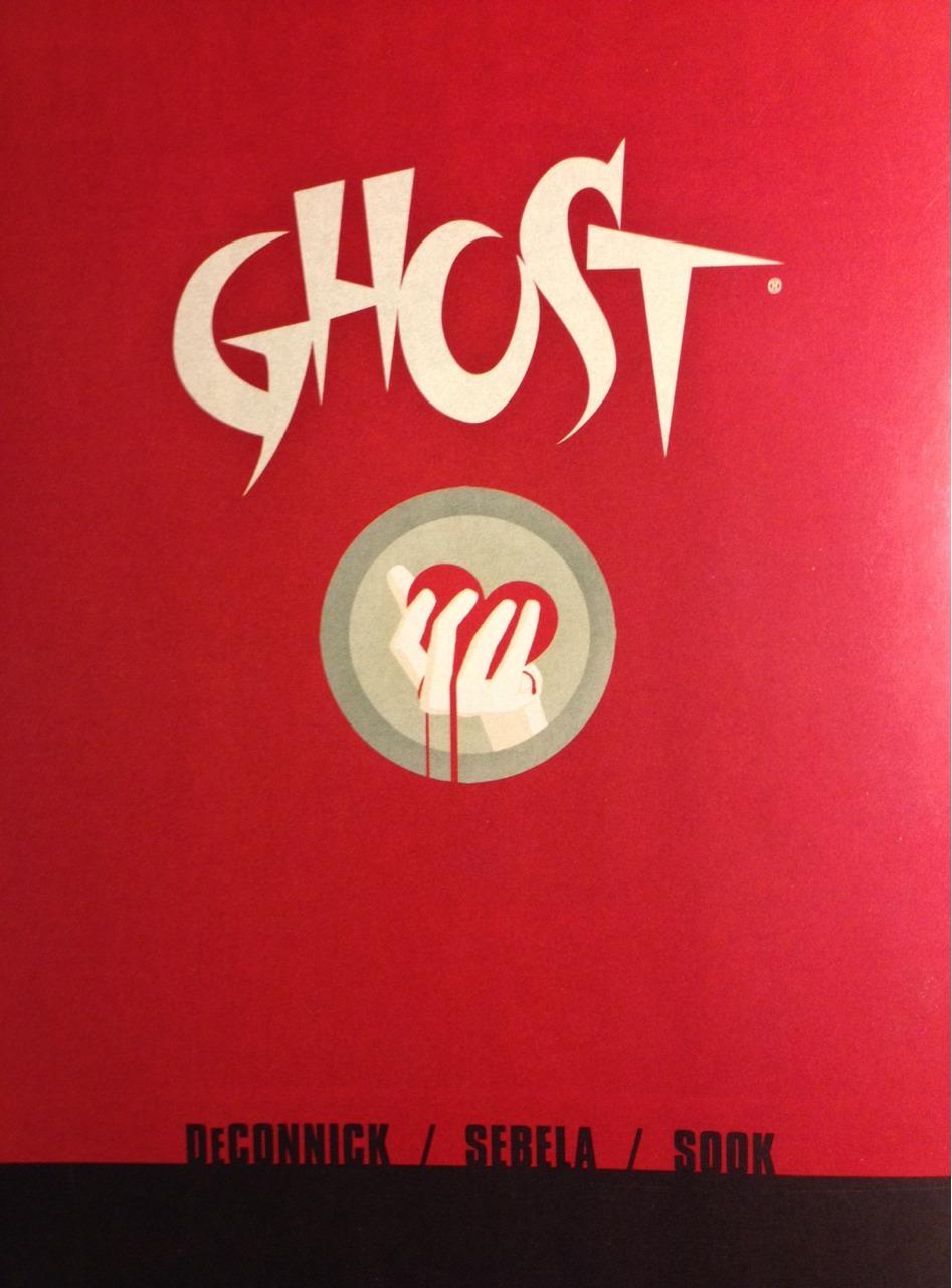 GHOST #1 - December 18th.