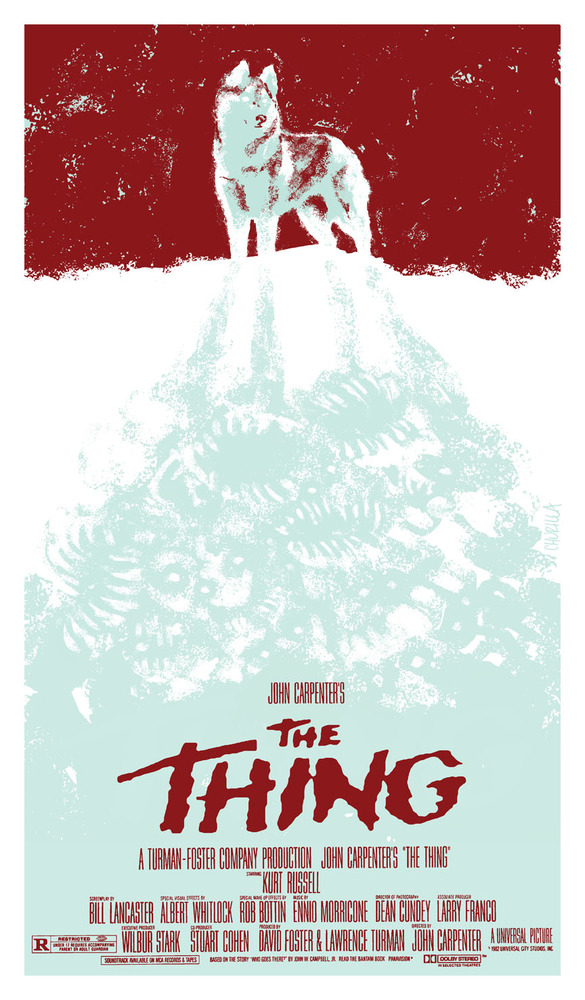 The Thing by Brian Churilla