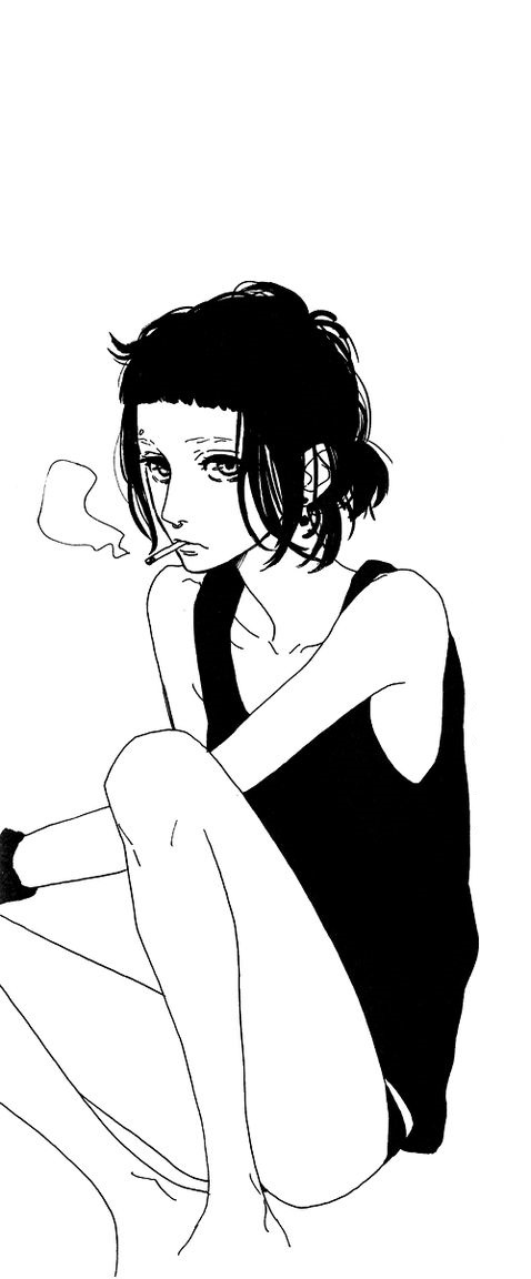 Mika Yamamori's Lisbeth Salander