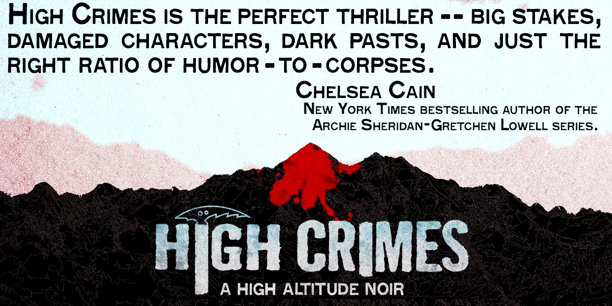 highcrimescomic :       High Crimes 5   Out Tomorrow. 99 cents.    Catch up on the whole series.  Under $4 for over 50 pages of good comics.