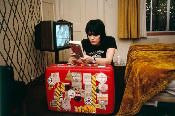 Joan Jett by  Brad   Elterman