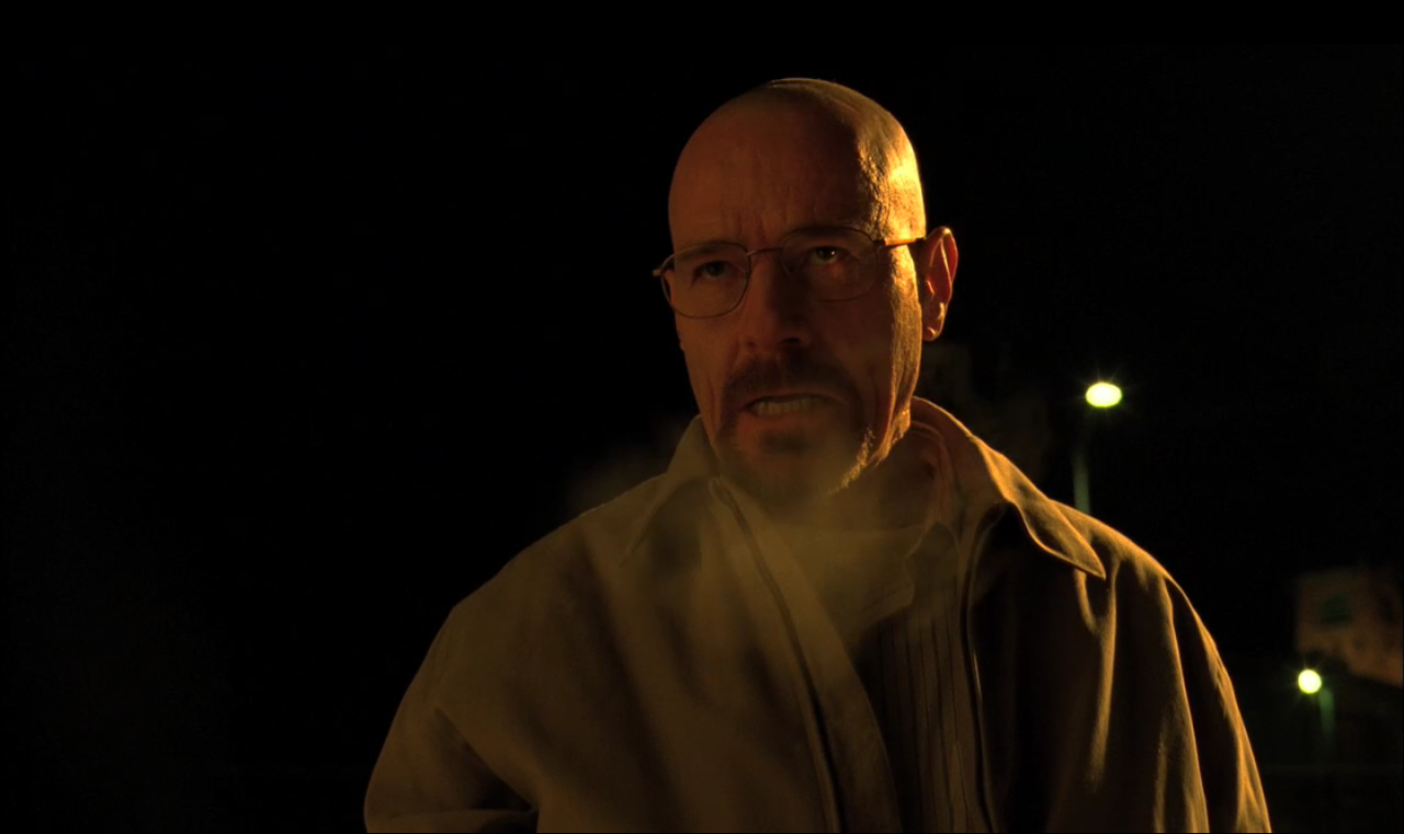 """Man tries to figure out how Breaking Bad is going to end and God laughs."""