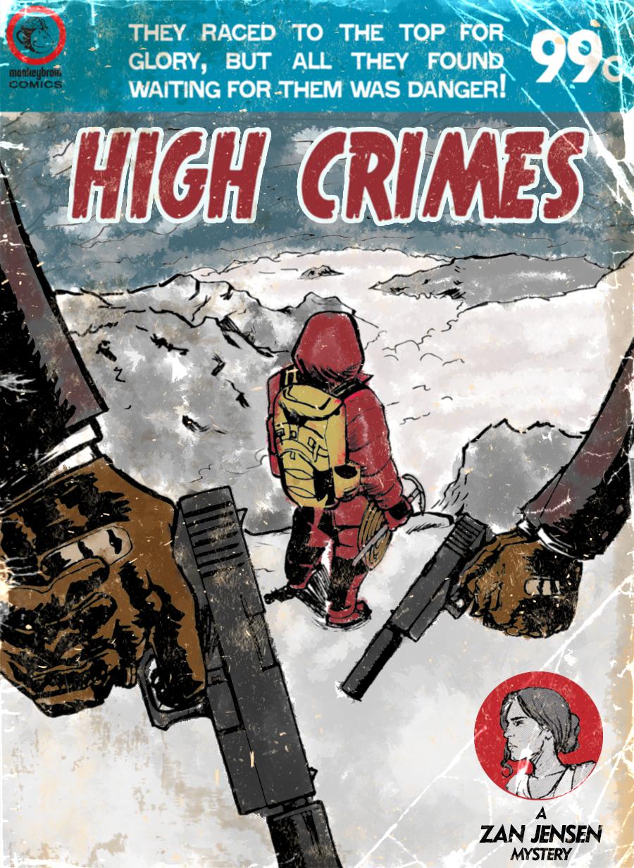 highcrimescomic: 3 Days