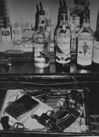 calumet412 :      Lost and Found Drawer at Theresa's , 1974, Chicago. Marc PoKempner   Theresa's Lounge at 4801 S Indiana Ave, was the famous Chicago Blues bar which featured such legends as Buddy Guy and Junior Wells.