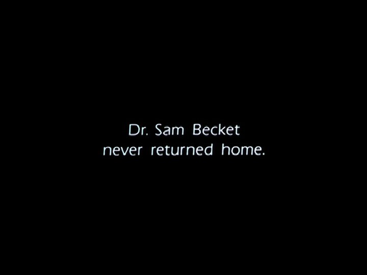 lazymercenary :     emotionally devastating.     This title card is only true if you haven't read the 4 seasons of Quantum Leap fanfiction I've written.