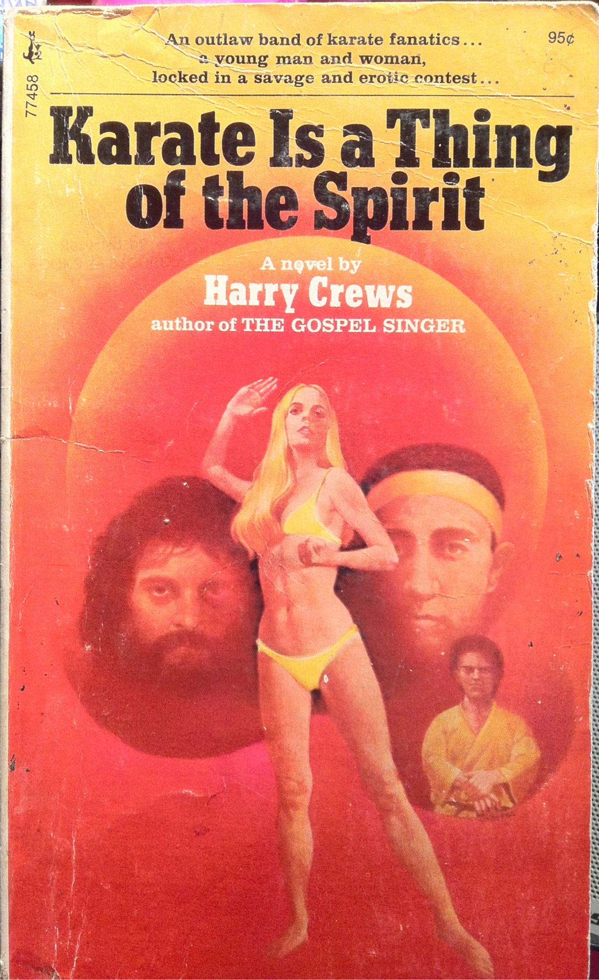 Not sure why Rafi from THE LEAGUE is on this book cover.