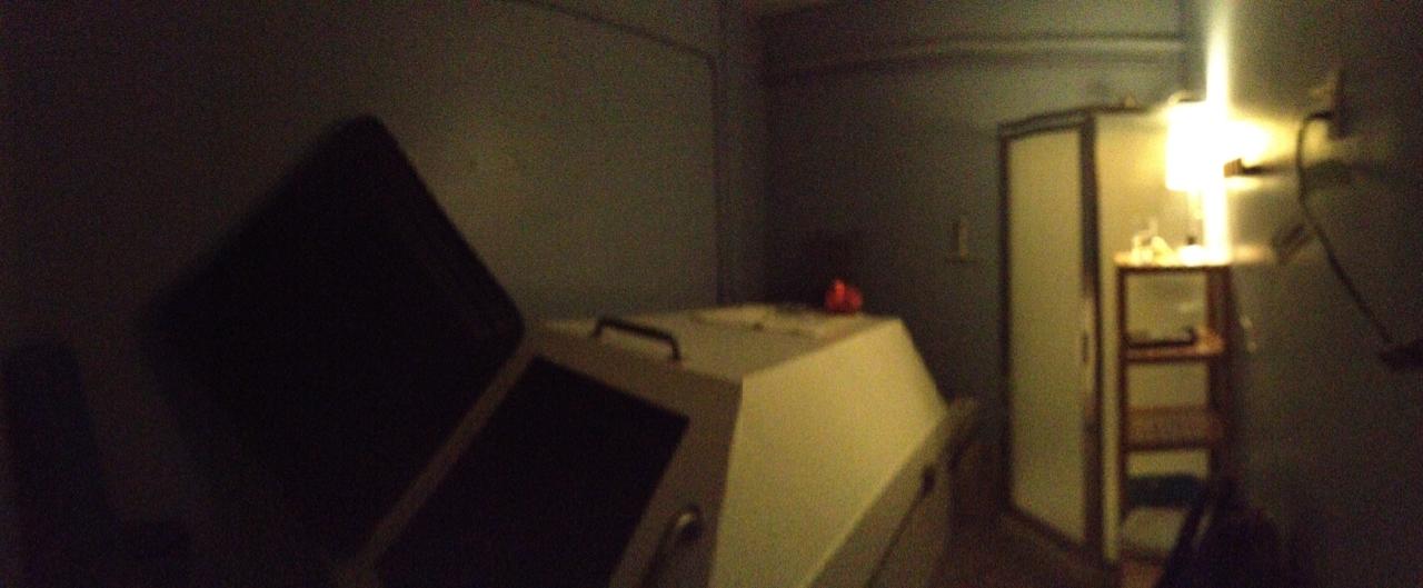New game: sensory deprivation tank suite or basement murder room