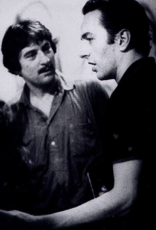 suicidewatch :     Robert DeNiro & Joe Strummer