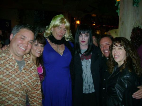 Seriously, BREAKING BAD appears to have the greatest wrap parties OF ALL TIME.