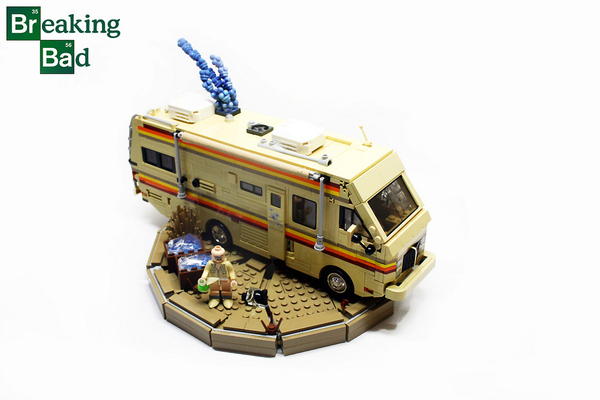 paulscheer :     Breaking Bad Lego ( BUZZFEED )