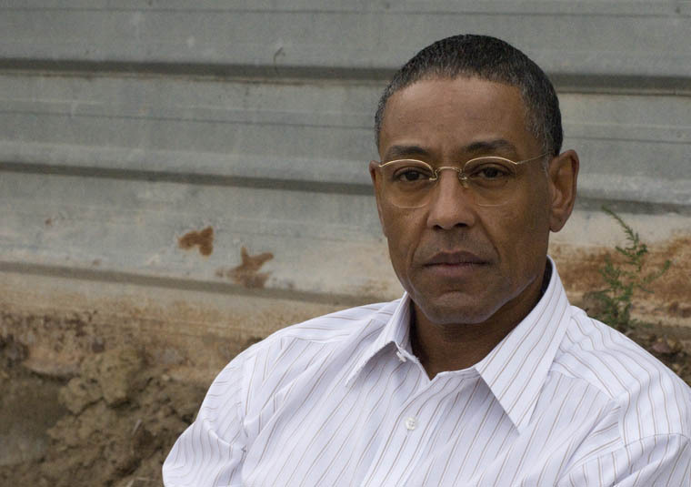 julieklausner :     Would our country be safer if Giancarlo Esposito's character from BREAKING BAD were president, instead of Obama? Would things run more smoothly? Answer carefully; show your work.