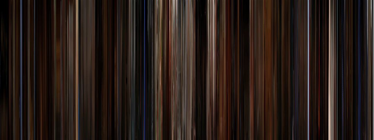 moviebarcode :      Lost Highway (1997)