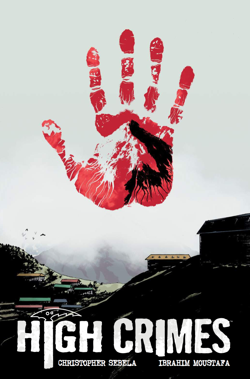 High Crimes Hardcover Collection