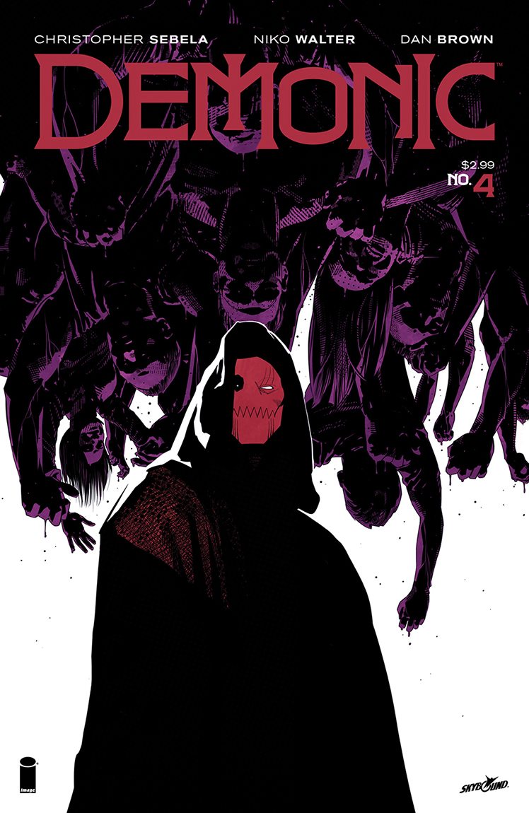 Demonic #4