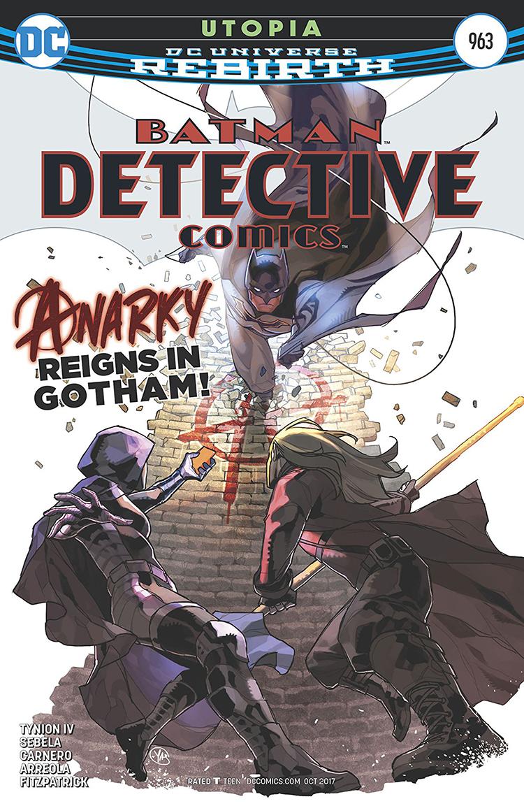 Detective Comics #963