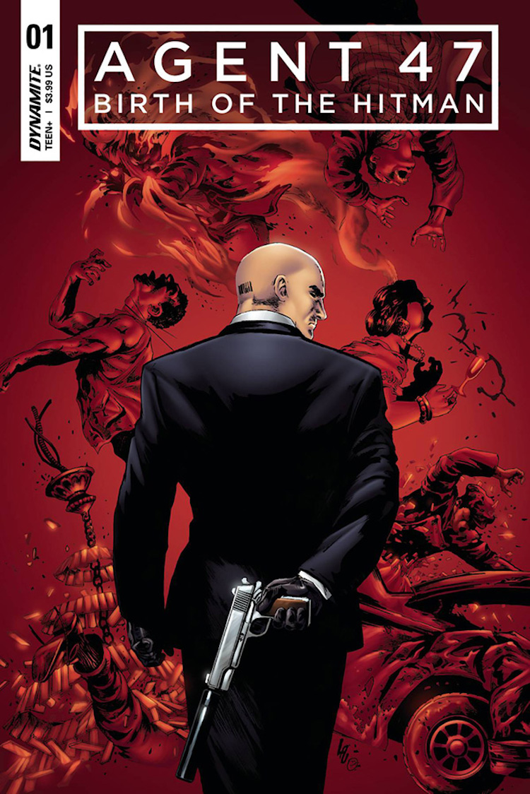 Agent 47: Birth of the Hitman #1