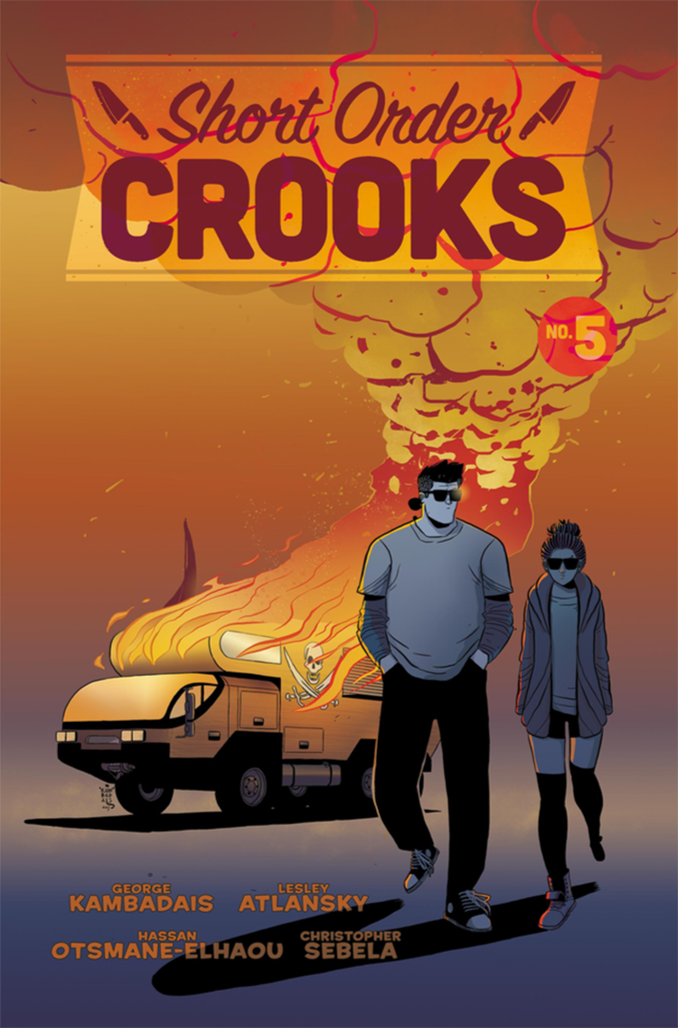 Short Order Crooks #5