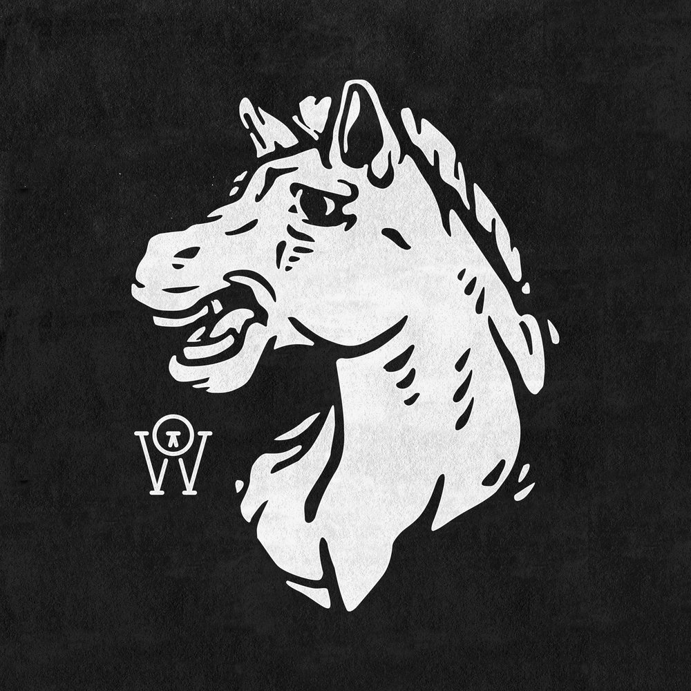 OPERATION WARHORSE LOGO  /  ScootinAmerica