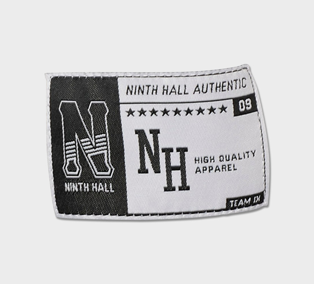 APPAREL  /  Ninth Hall