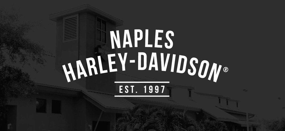 STORE REBRAND / Naples Harley-Davidson