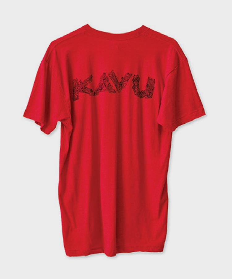 KAVU-S17-Shirt-red-doodle.jpg