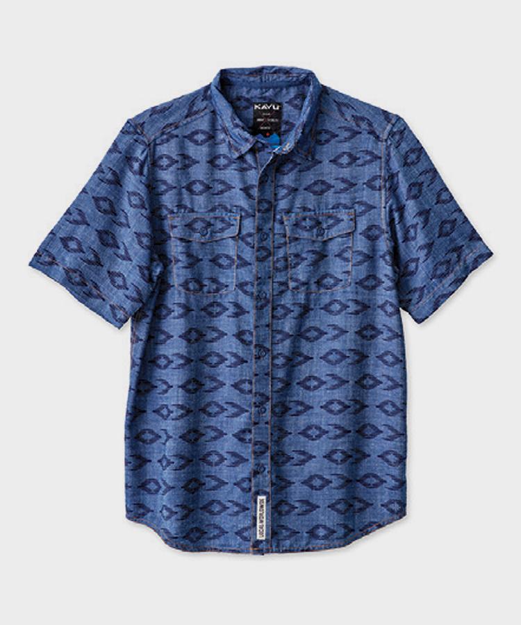 KAVU-S17-Shirt-Blue-Ikat.jpg