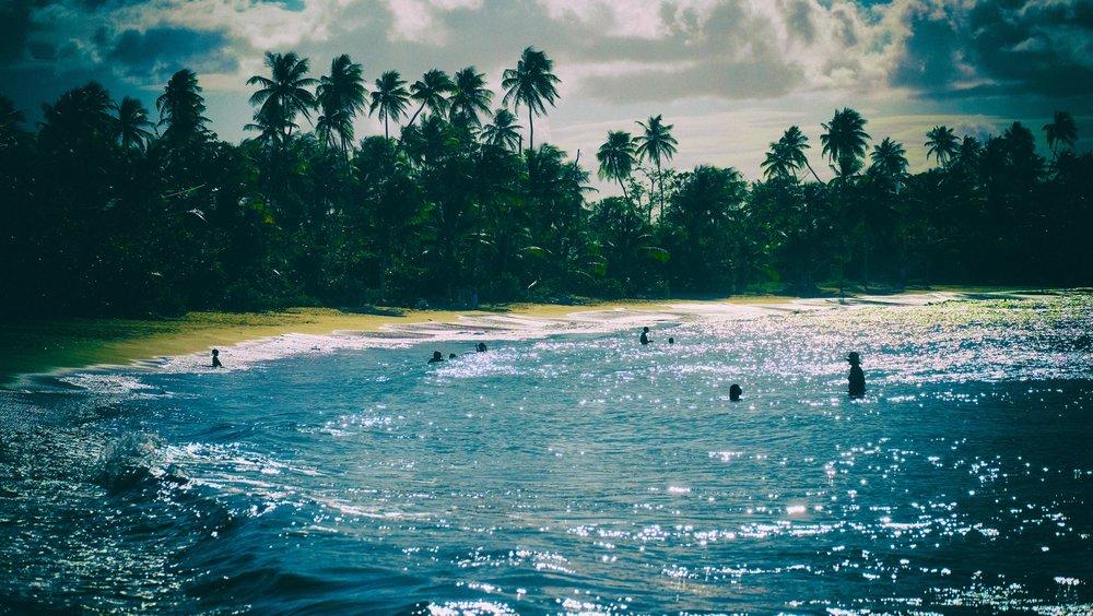 Playa de Vacia Talega - Vacia Talega Beach - Loiza, Puerto Rico
