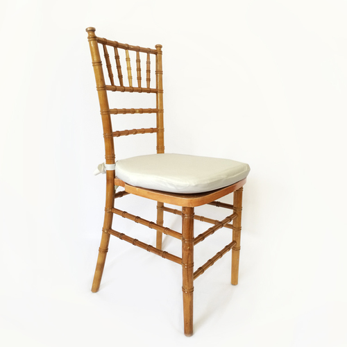 chiavari chair seat cushion included simple rustic simple florals