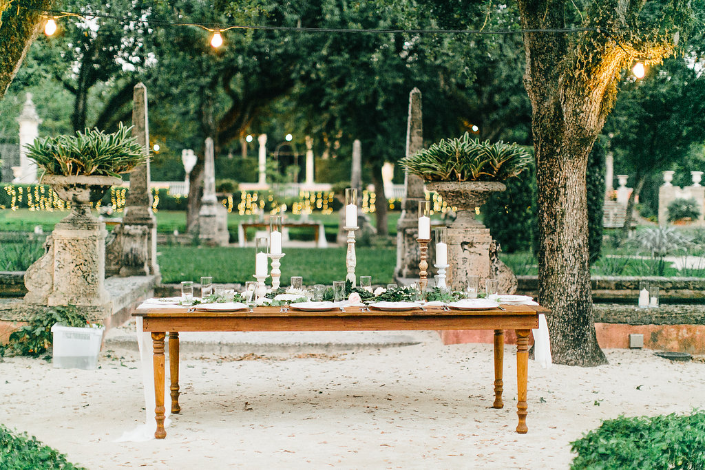 Simple Rustic Farmhouse Tables Rustic Furniture. Vintage Wedding Rentals in  Miami