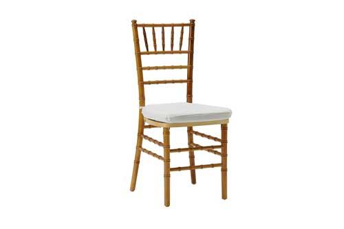 Chiavari Chair  Seat Cushion Included