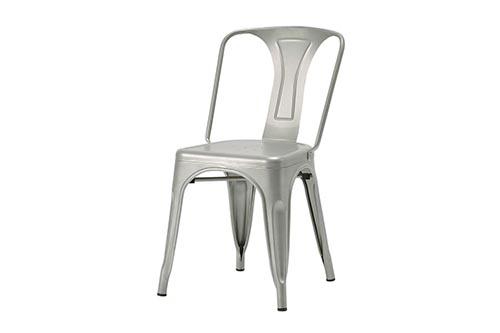 Industrial Metal Chair Simple Rustic