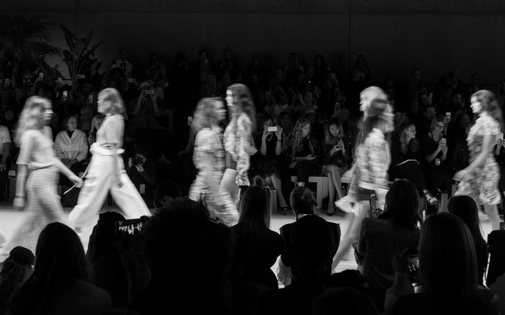 Hansen & Gretel, front row vibe.