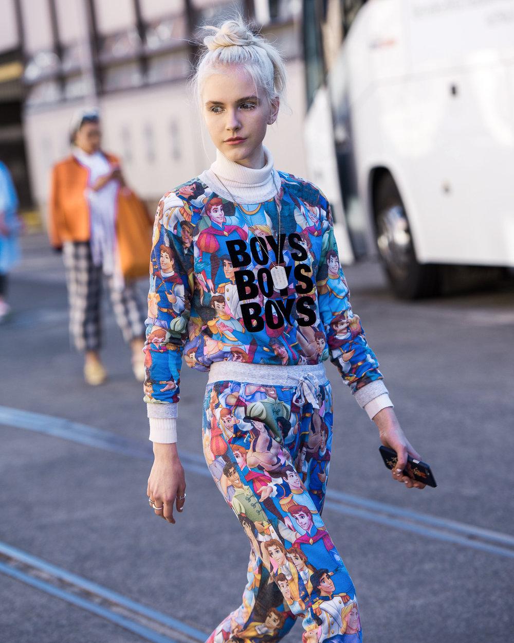 Street Style MBFWA | Gisele (The.Mgmt)