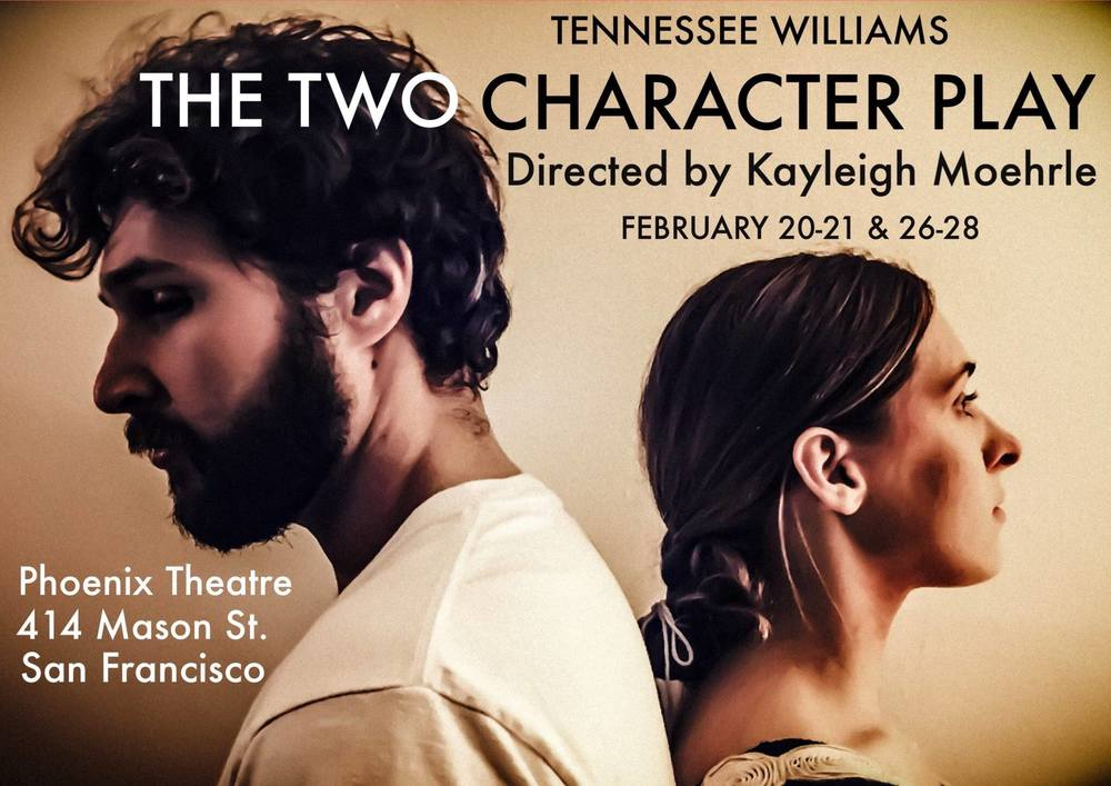 The Two Character Play (Tennessee Williams)