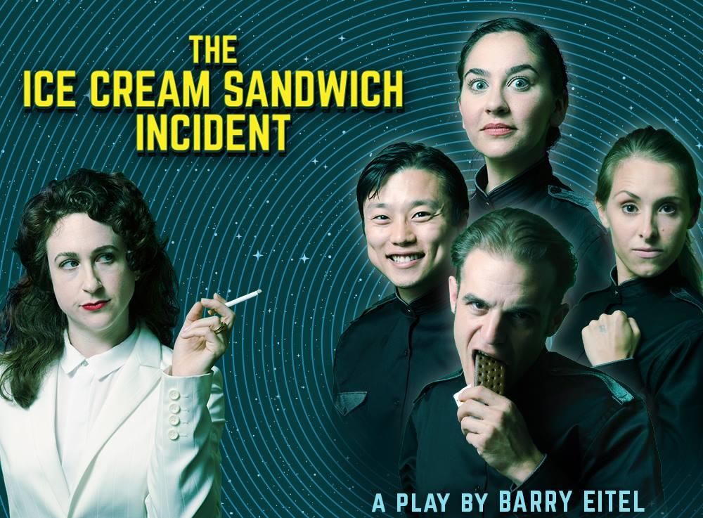 The Ice Cream Sandwich Incident (2016)