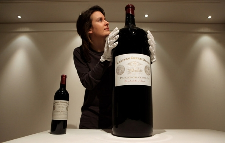 Why Are Some Wineries Making Giant 30 Litre Bottles Of Wine