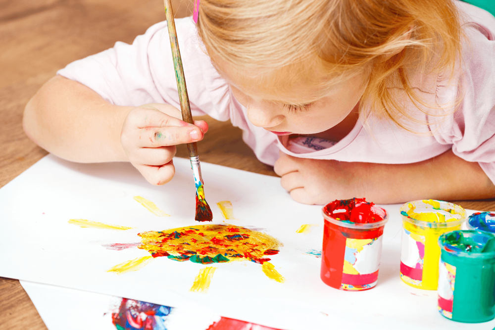 Art   Your child's love of creative expression will be cultivated in this inclusive class. Mediums used and crafts created will vary.
