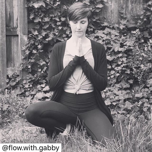 Repost By @yoganwpdx: 🌟New class alert! #solateacher @flow.with.gabby will be teaching a Compassionate Flow class on Thursdays at 9am starting this week!  You can expect a strength based practice that combines sustainable mobility exercises with mindful breathing under the kind and loving guidance of Gabby, a graduate of the @solaschool of Living Arts. .  Repost ✨This Thursday I'll be officially starting my 9 am Compassionate Flow class!  Come get curious with me. 🌻  #compassionateflow #selflove #accessibleyoga #yogaforeverybody #yoganwpdx